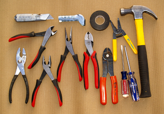 house wiring tools. wiring diagram images database. amornsak.co, Wiring house
